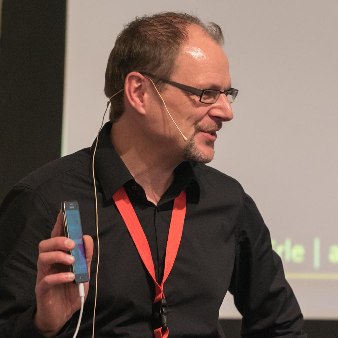 Porträt Markus Erle