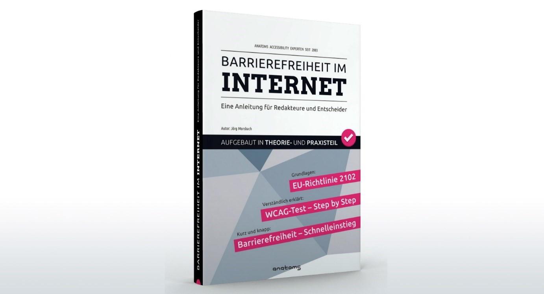 Buchtitel: Barrierefreiheit im Internet